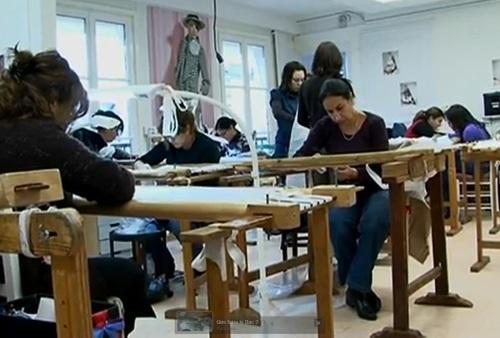 Atelier broderie Lesage Paris