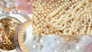 voeux 2015 tout en broderies perlées