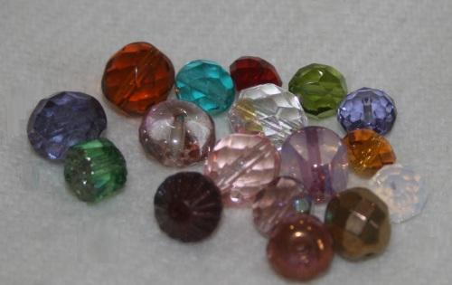 perles cristal de bohème