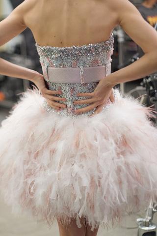 broderies Chanel Haute-Couture Printemps-été 2017