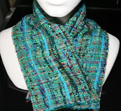 col vert tweed Chanel