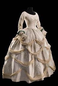 robe de conte de fées