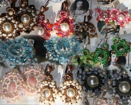 BO tissage de perles à l'aiguille