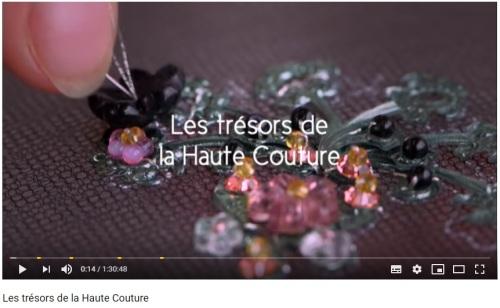 Reportage Les trésors de la Haute-Couture
