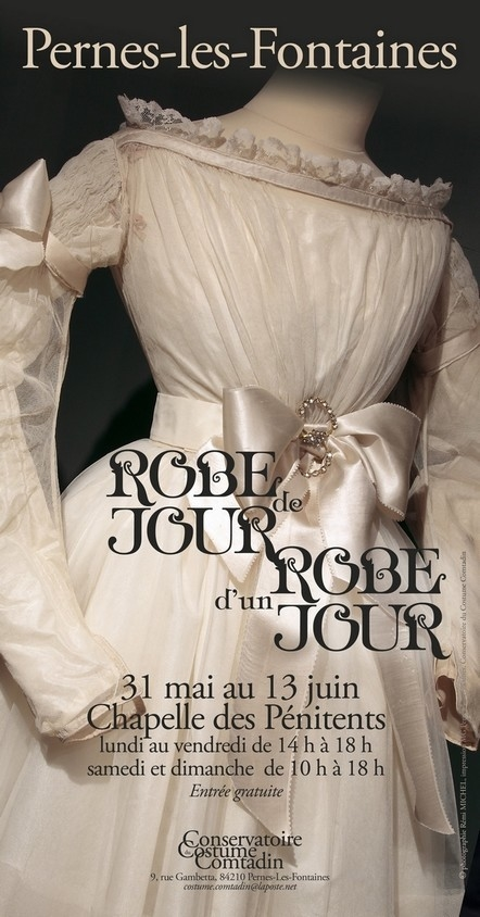 expo robesdunjour a Pernes-les-Fontaines