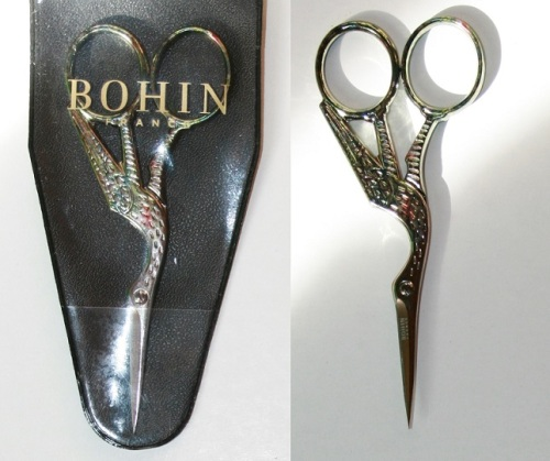 Ciseaux Bohin Cigogne Giakarta 11cm