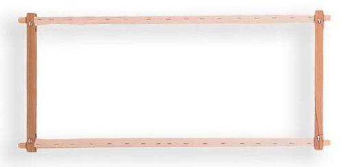 Métier à broder rotatif 68x30 cm