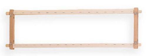 Métier à broder rotatif 76x30 cm