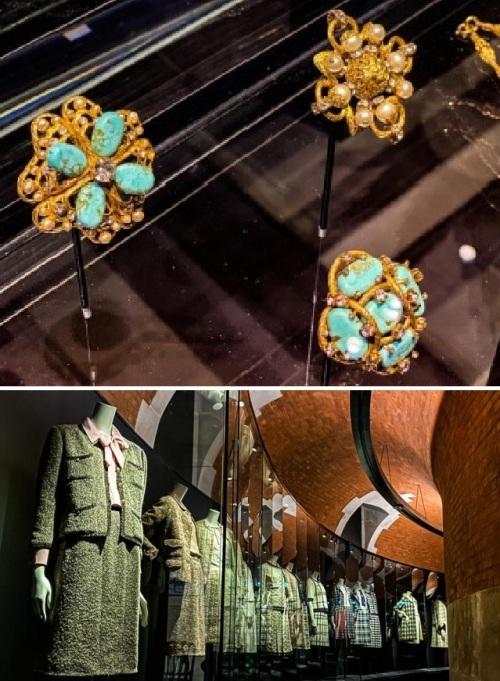 2020-2021-Musée Galliera-Gabrielle Chanel-Bijoux et tailleurs