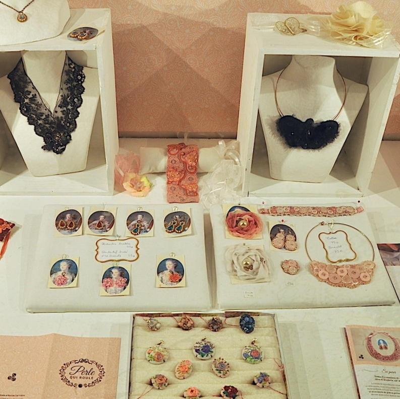 Bijoux à Saint-Pierreville
